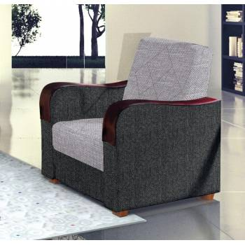 Мягкая мебель - кресло раскладное Скиф
