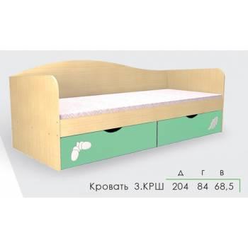 Кровать Дисней 3.КРШ
