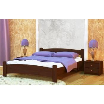 """Двуспальная деревянная кровать """"Белла"""""""