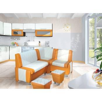 Мягкая мебель - кухонный уголок Полин