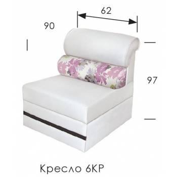 Диван Флоренция кресло 6КР