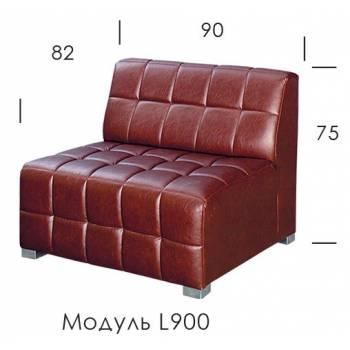 Диван Кредо модуль L900