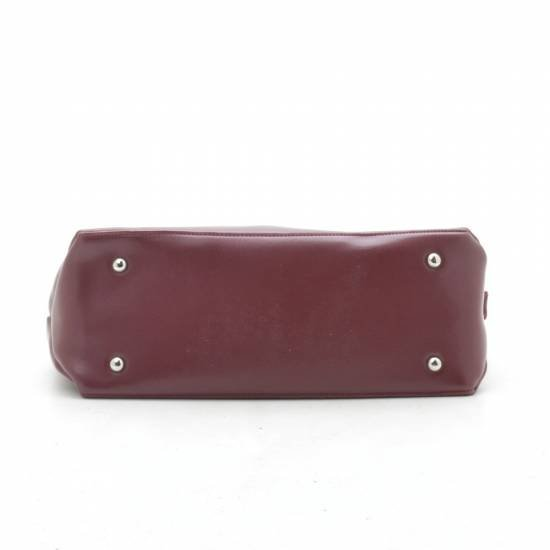 Женская сумка F-229 wine red