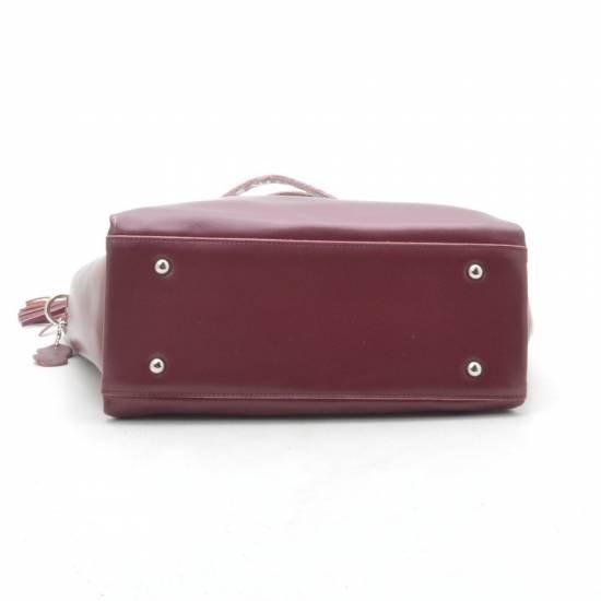 Женская сумка F-270 wine red