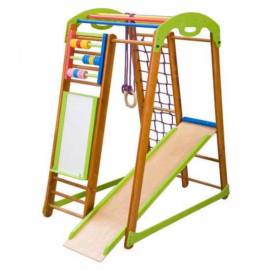 Детский спортивный уголок - «Кроха - 2»