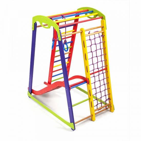 Детский спортивный уголок- «Кроха - 1 Plus 1»
