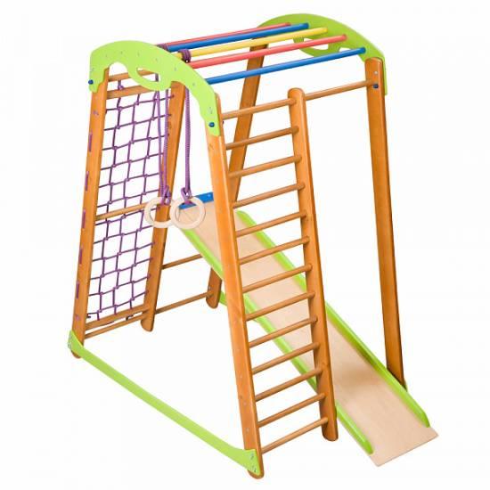 Детский спортивный уголок - «Кроха - 2 мини»