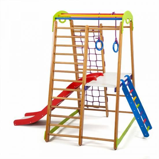 Детский спортивный уголок - «Кроха - 2 Plus 2»