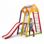 Детский спортивный комплекс BambinoWood Color Plus 2