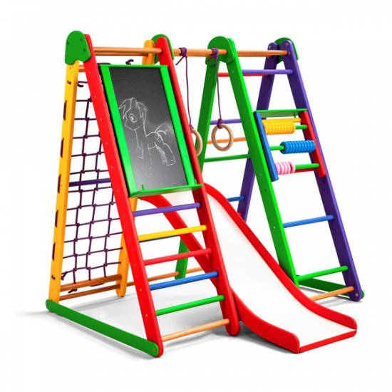 Детский спортивный уголок «Эверест-2»