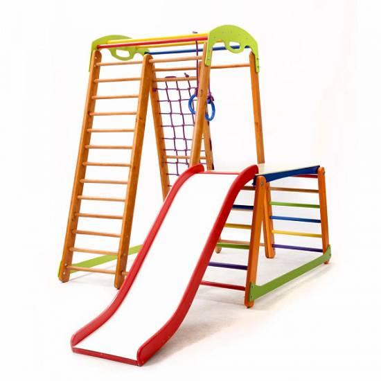 Детский спортивный уголок - Кроха - 2 Plus 1-1