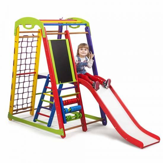 Детский спортивный уголок- «Кроха - 1 Plus 3»