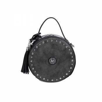 Клатч QN-1280 черного цвета