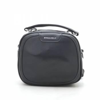 Клатч-рюкзак 891496 черного цвета