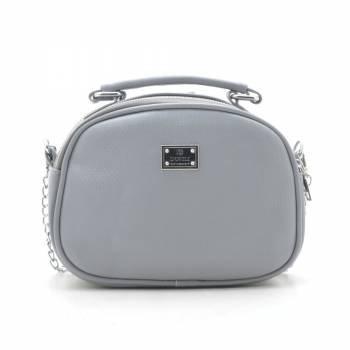 Клатч W-66096 серый