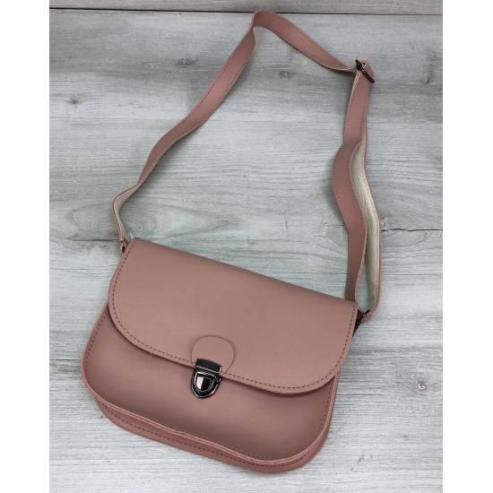 Пудровая сумка на пояс