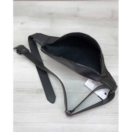 Женская сумочка черного цвета