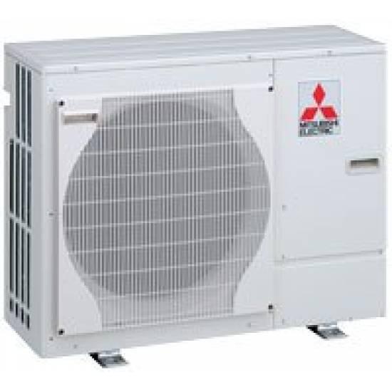 Наружный блок теплового насоса Mitsubishi Electric PUHZ-W50VHA (Power Inverter) с встр. теплообменником для нагрева воды