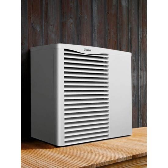 Тепловой насос Vaillant aroTherm VWL 155/2A 230V с функцией активный холод (0010016412)