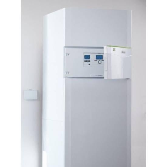 Тепловой насос Vaillant flexoCOMPACT exclusive VWF 118/4 230V со встроенным водонагревателем 185 л (0010016714)