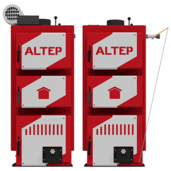 Котлы на твердом топливе Altep Classic Plus