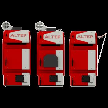 Котлы на твердом топливе Altep TRIO UNI Plus