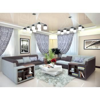 Мягкая мебель - угловой диван Прадо
