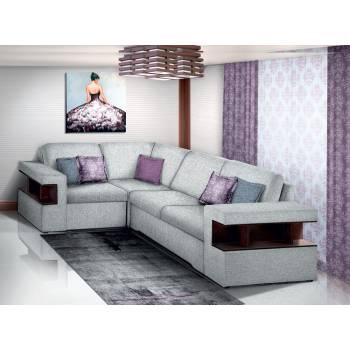 Мягкая мебель - угловой диван Кондор