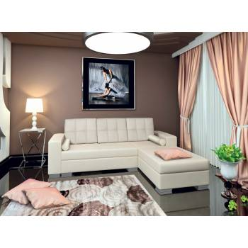 Мягкая мебель - угловой диван Честер